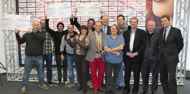 HIGHLIGHT: PRG LEA AWARD 2012 in Frankfurt more…