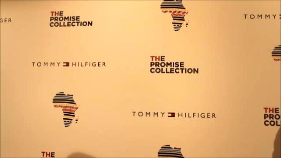 "CHARITY: Tommy Hilfiger – Weltweite Präsentation der ""The Promise Collection"" Nachbericht more.."