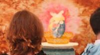 """ARTIST: Aktuell in Köln die Ausstellung der Künstlerin """"Uschi Lindau"""" in der """"Temporary Garage Gallery"""" more…"""