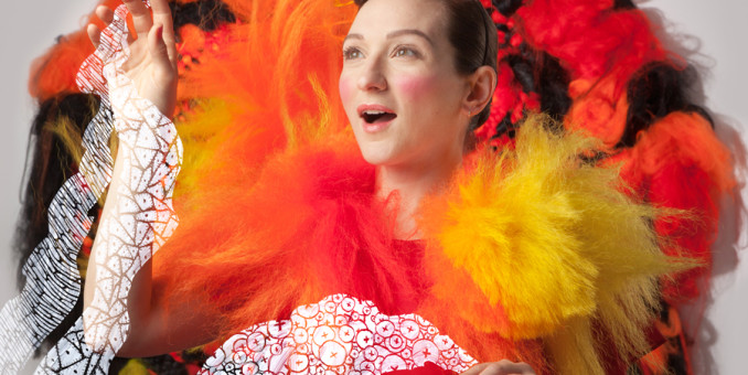 "NEW TALENTS: Konzert von ""MY BRIGHTEST DIAMOND"" more…"