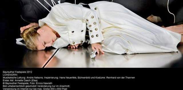 """CULTURE: Bayreuther Festspiele 2012 (25.07.- 28.08.) – Neuinszenierung """"Der fliegender Holländer"""" more…"""