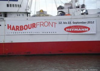 LITERATURE: Harbour Front Festival (12.-22. September 2012) more…