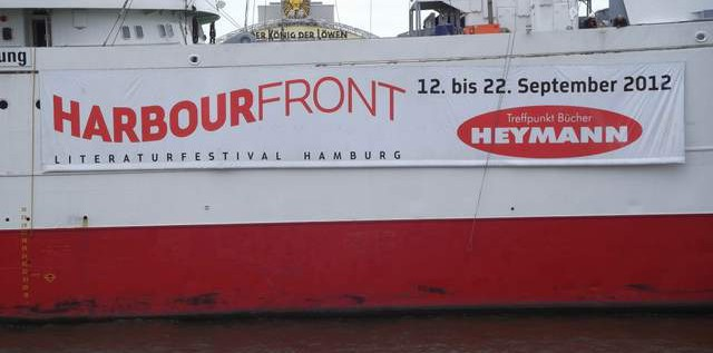 LITERATURE: Harbour Front Festival (12.-22. September 2012) more…