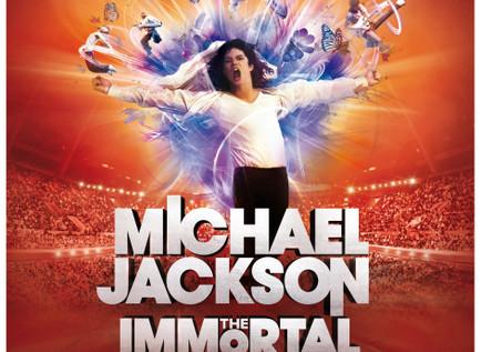 Cirque Du Soleil: Michael Jackson THE IMMORTAL World Tour ab 16.11.2012 in Deutschland more…