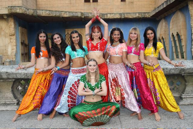 DANCE: BollyDanceCompany – presented by Tatjana Wegner more…