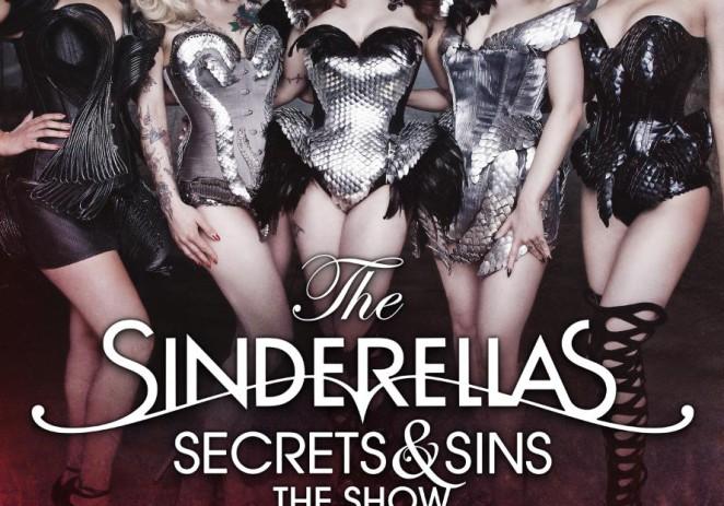 """MUSIC: Weltpremiere """"Secrets & Sins"""" am 27. Oktober in Hamburg more…"""