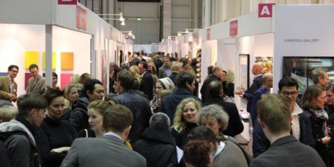 "ART & DESIGN: ""Die Affordable Art Fair"" – Erfolgreichste Erstmesse seit Gründung more…"