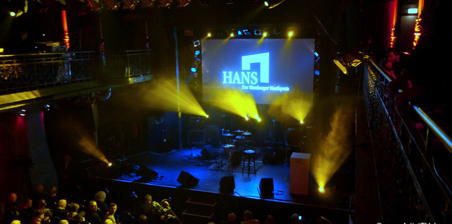 "HIGHLIGHT: Filmbeitrag des Hamburger Musikpreises ""HANS"" 2012! more…"