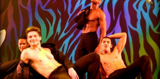 DANCE: Filmbeitrag – Rasta Thomas`ROCK THE BALLET starring BAD BOYS OF DANCE more…