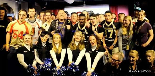 SPORT & CHARITY: 47. SUPERBOWL – die St. Pauli Buccaneers rocken das Hard Rock Cafe Hamburg more…