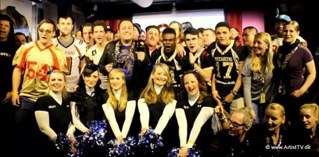 SPORT & CHARITY: 47. SUPERBOWL – die St. Pauli Buccaneers rocken das Hard Rock Cafe Hamburg more…