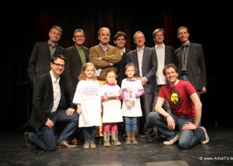 """CHARITY & COMEDY: Benefiz-Gala """"Barrierefrei Lachen"""" – 6. April 2013 in Alma Hoppes Lustspielhaus"""