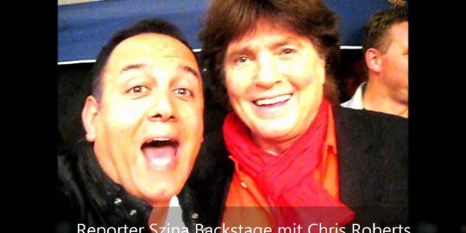 """MUSIC: Schlagermove 2013 – """"Hossa""""! Chris Roberts & Willy Herren im Kult-Schlager Bühnenzelt more…"""
