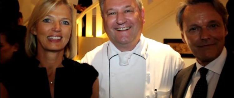 CHARITY: Küchenparty im Landhaus Scherrer – Gastgeber Heinz O. Wehmann, Dahler & Company, Stiftung Kinderjahre more…