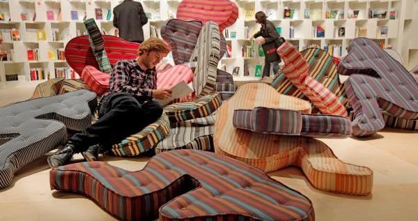 LITERATURE: Frankfurter Buchmesse 2013 – Mehr als 90 Stimmen tragen die Kultur Brasiliens nach Frankfurt more…