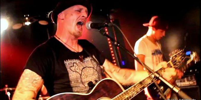 """MUSIC: """"JIMMY CORNETT & THE DEADMEN"""" LIVE ON TOUR – THE ROCK CAFE IN HAMBURG 2013 more…"""