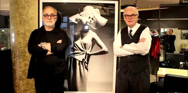 BEAUTY: Besuch in Berlin bei Star-Friseur Udo Walz im Rahmen der Fashion Week more…