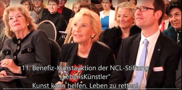 """CHARITY: 11. Benefiz-Auktion der NCL-Stiftung """"Lebenskünstler"""" – Kunst kann helfen, Leben zu retten! more…"""