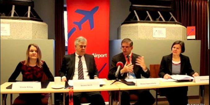 "ECONOMY & SCIENCE: 17. Hamburg Aviation Conference ""think future"" more…"