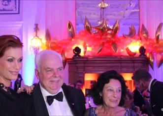 CHARITY: 17. Blauer Ball im Hotel Atlantic Kempinski more…