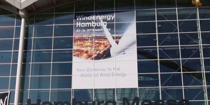 ECONOMY: PREMIERE! WINDENERGY HAMBURG 2014 – Energiewende – Innovationskraft – Wachsende Märkte more…