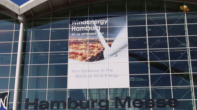 ECONOMY: PREMIERE! WINDENERGY HAMBURG 2014 – Energiewende – Innovationskraft – Wachsende Märkte more…