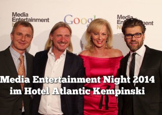 MEDIA: Media Entertainment Night 2014 im Hotel Atlantic Kempinski more…