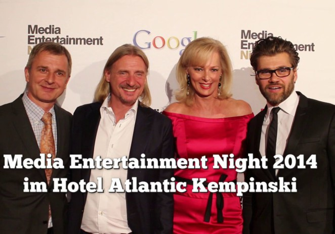 MEDIA: Media Entertainment Night 2014 im Hotel Atlantic Kempinski more…