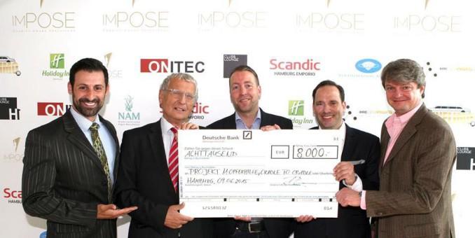 CHARITY: ImPOSE Award 2015 in Hamburg – Interviews & Impressionen more…