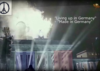 "MUSIC: ""Living up in Germany"" – die neue Friedenshymne Made in Germany more…"