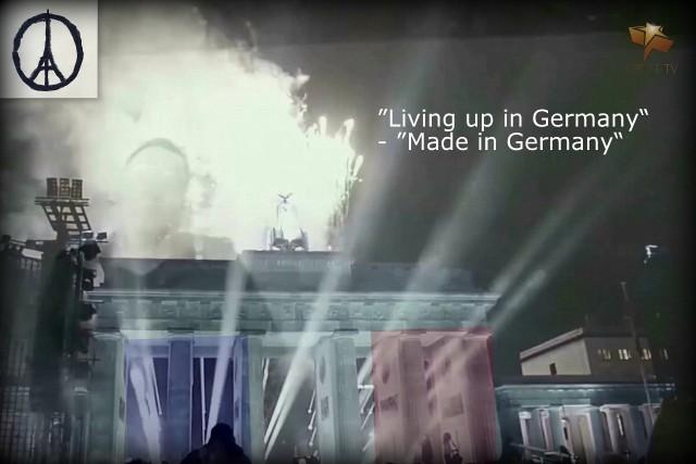 """Die internationale Friedenshymne """"Made in Germany"""" – es ist eine Zeit des Umdenkens erforderlich…"""