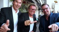 """Media Summer Lounge"" im Au Quai Restaurant in Hamburg – Interviews und Impressionen"