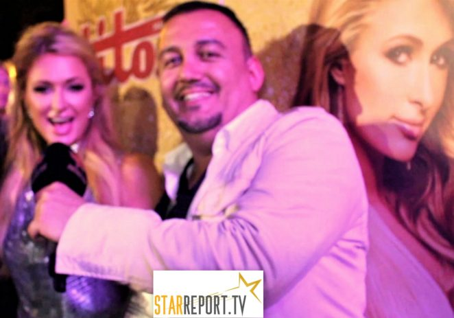 STAR-INTERVIEW Paris Hilton – Golden Rush World Tour 2017 on Mallorca Tito`s Club / Premiere Fashion Week Mallorca!