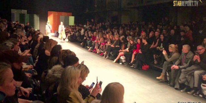 Berlin Fashion Week – Star-Designer DAWID TOMASZEWSKI – A/W 2018/2019 – Impressionen einer glanzvollen Show!