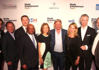 "Media Entertainment Night 2018 im 5-Star-Superior Hotel ""THE FONTENAY"" an der Alster"