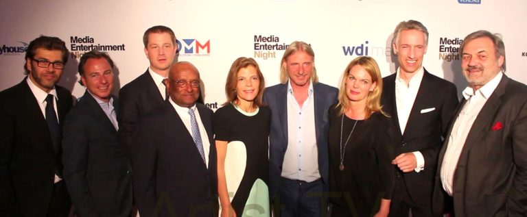 "Media Entertainment Night 2018 im 5-Star-Superior Hotel ""THE FONTENAY"" an der Alster"