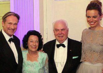 Der 21. Blaue Ball im Hotel Atlantic Kempinski – Interviews & Impressionen