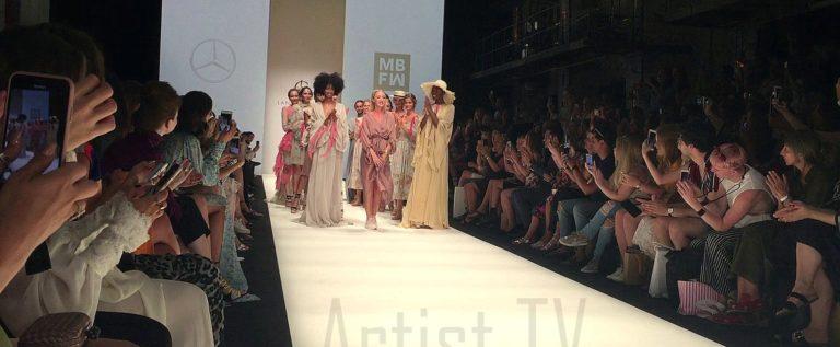 Lana Mueller Spring / Summer 2019 Mercedes Benz Fashion Week Berlin