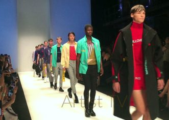 Star-Designer IVANMAN – Spring / Summer 2019 – Mercedes Benz Fashion Week im E-Werk!