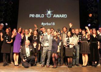 PR-BILD AWARD 2018 von news aktuell – Interviews und Ausschnitte von der Preisverleihung!