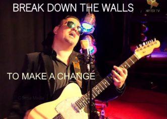ARTIST: SZINA / Die Friedenshymne (Peace Anthem): BREAK DOWN THE WALLS