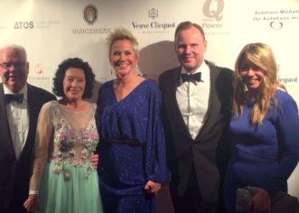 Der 22. Blaue Ball im Hotel Atlantic zugunsten der Kinderkrebsstation (UKE) – Trailer