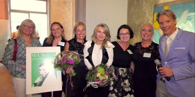 Galerie Ewa Helena on tour! Vernissage – Starke Frauen: Nina Nolte & LebensHeldin e.V.