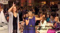 """FASHION WEEK BERLIN 2019 – Anja Gockel presents """"vote for alice"""" & Yael Deckelbau premiere: """"Women of the World Unite"""" – Hotel Adlon Kempinski / Weitere Designer in Kürze!"""