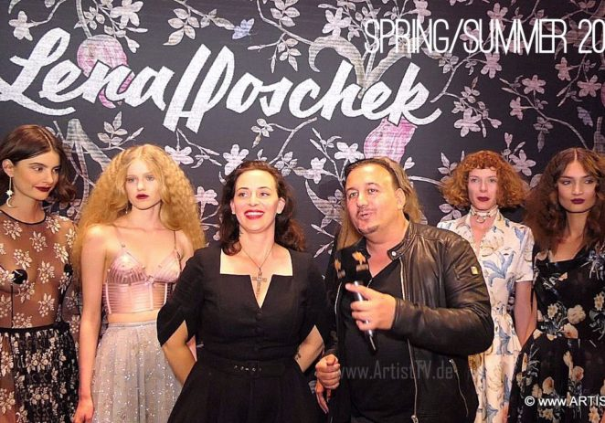 "FASHION WEEK BERLIN 2019 – LENA HOSCHEK ""SEASON OF THE WITCH"" spring/summer 2020"