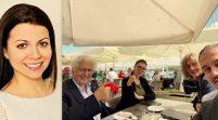 Netzwerk-Report: Nadja Atwal aus New York (PR), Farhad Vladi (Vladi Private Islands) & Stephan Koll (KAP SYSTEMS) – im Anschluss Interview mit Masha Pearl, Geschäftsführerin der US-Charity Organisation THE BLUE CARD