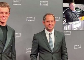 "28. Filmfest in Hamburg – Red Carpet Film-Premiere ""Cortex"" – Interviews…"