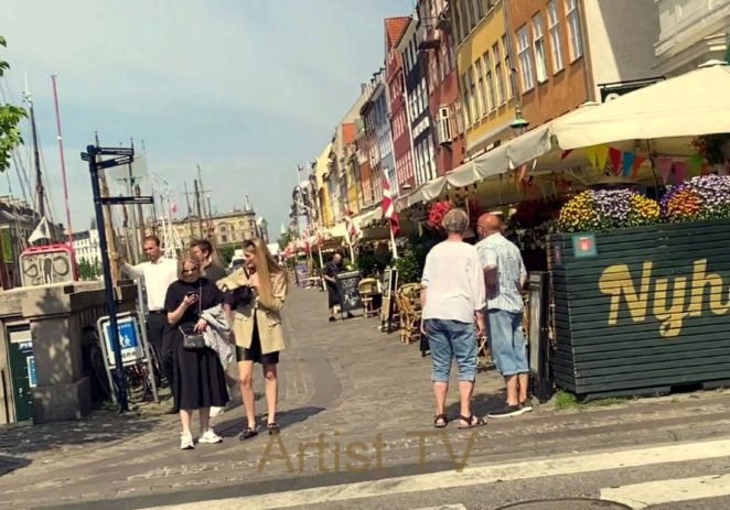 """A short trip to Copenhagen in Denmark! Stadtbild & """"Fahrradkultur""""- Sehenswürdigkeiten, Plätze und Menschen"""