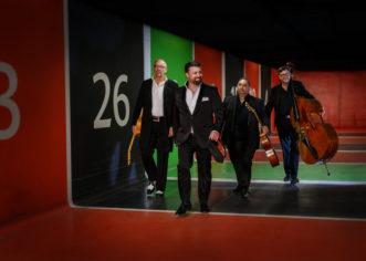 "Anthony Bauer jr. &  ""Jörg Seidel Trio"" – Django meets Vegas – a new Gipsy Jazz Sound!"