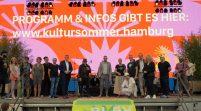 """""""Play out loud"""" Auftaktveranstaltung für den Kultursommer in Hamburg- Statements u.a. von Udo Lindenberg!"""